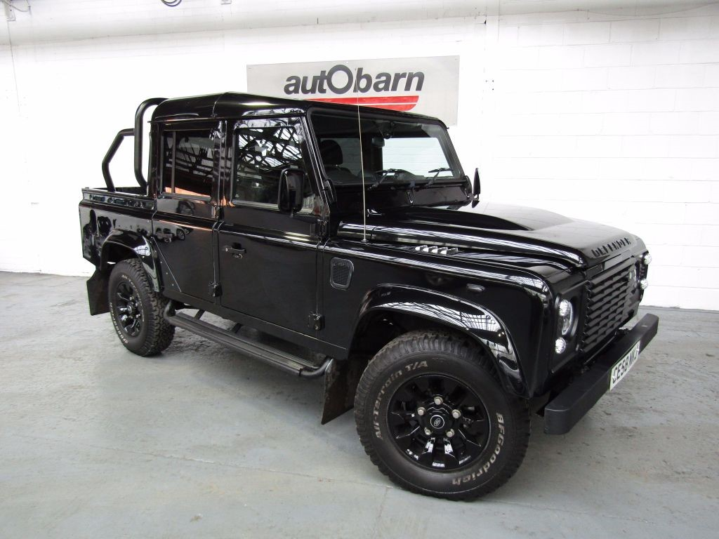 used Land Rover Defender 110 COUNTY DCB in sheffield