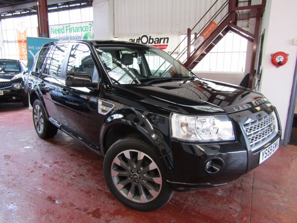 used Land Rover Freelander 2 TD4e Aspen LE 4x4 5dr in sheffield