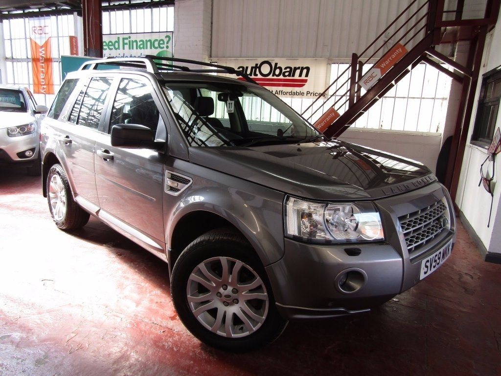 used Land Rover Freelander 2 TD4e HSE 4x4 5dr in sheffield