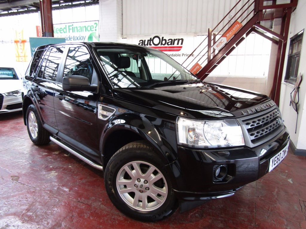 used Land Rover Freelander TD4 XS in sheffield