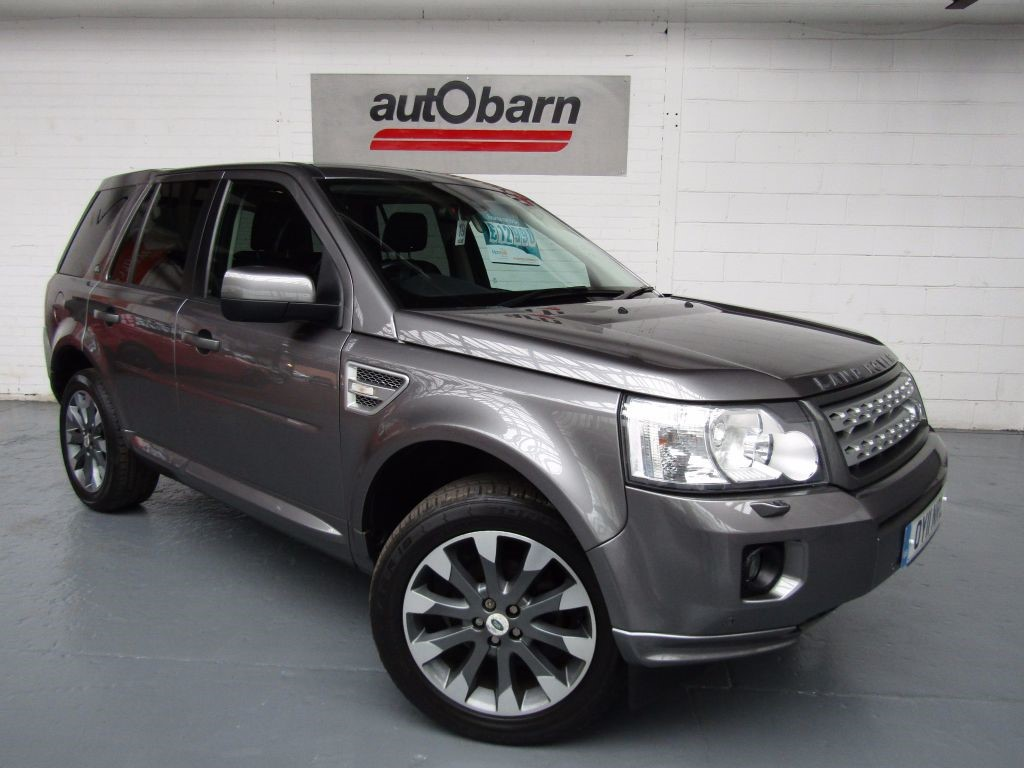 used Land Rover Freelander SD4 HSE in sheffield