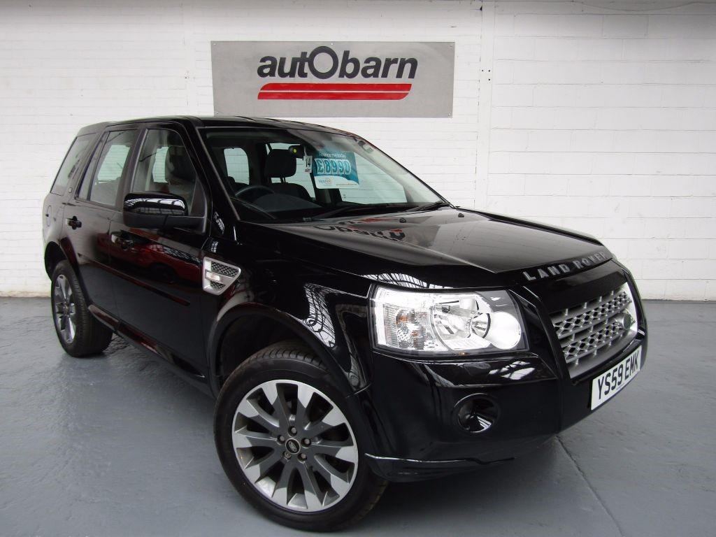 used Land Rover Freelander TD4e SPORT LE 4x4 5dr in sheffield