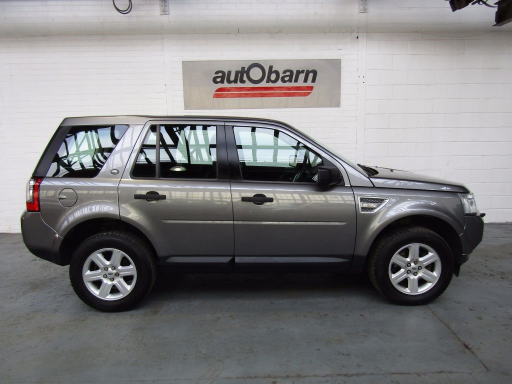 used Land Rover Freelander TD4 GS in sheffield
