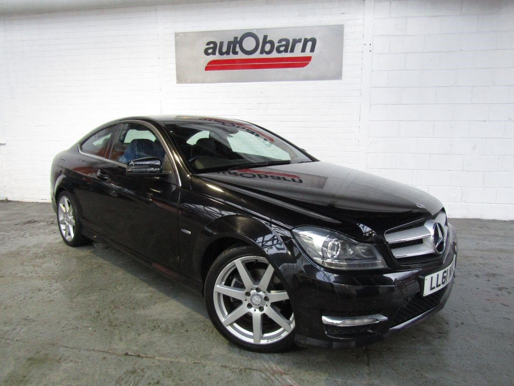 used Mercedes C220 CDI BLUEEFFICIENCY AMG SPORT ED125 in sheffield