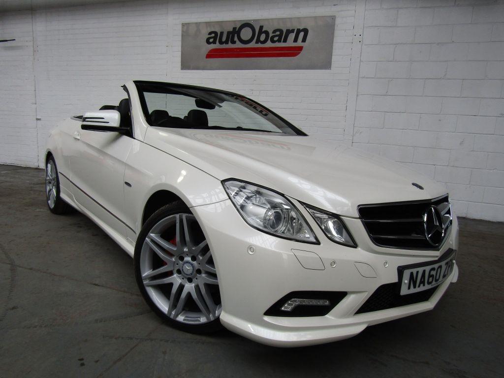 used Mercedes E350 CDI BLUEEFFICIENCY SPORT in sheffield