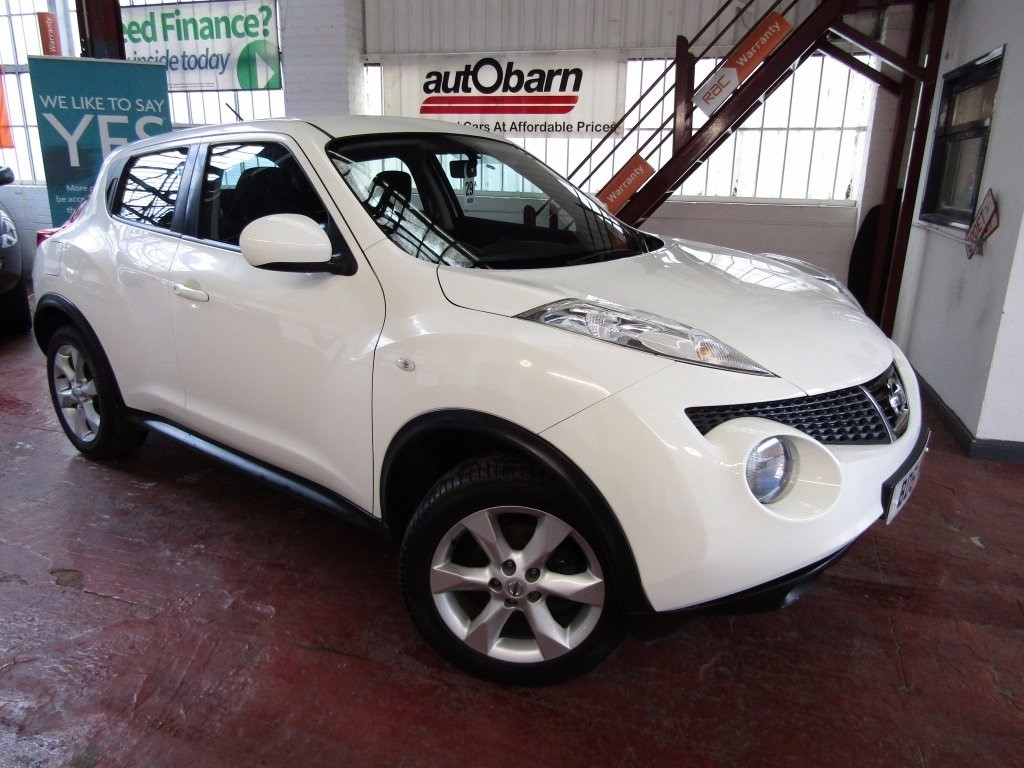 used Nissan Juke dCi Acenta 5dr in sheffield
