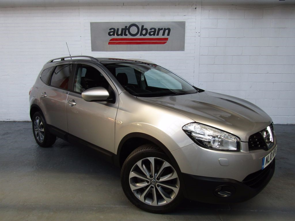 used Nissan Qashqai TEKNA PLUS 2 in sheffield