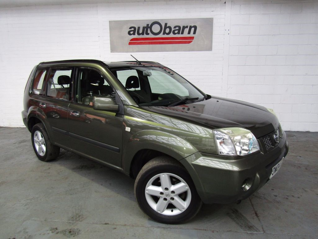 used Nissan X-Trail SE DCI in sheffield