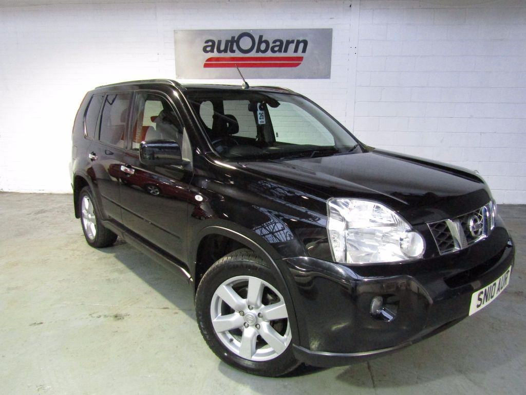 used Nissan X-Trail ACENTA DCI in sheffield
