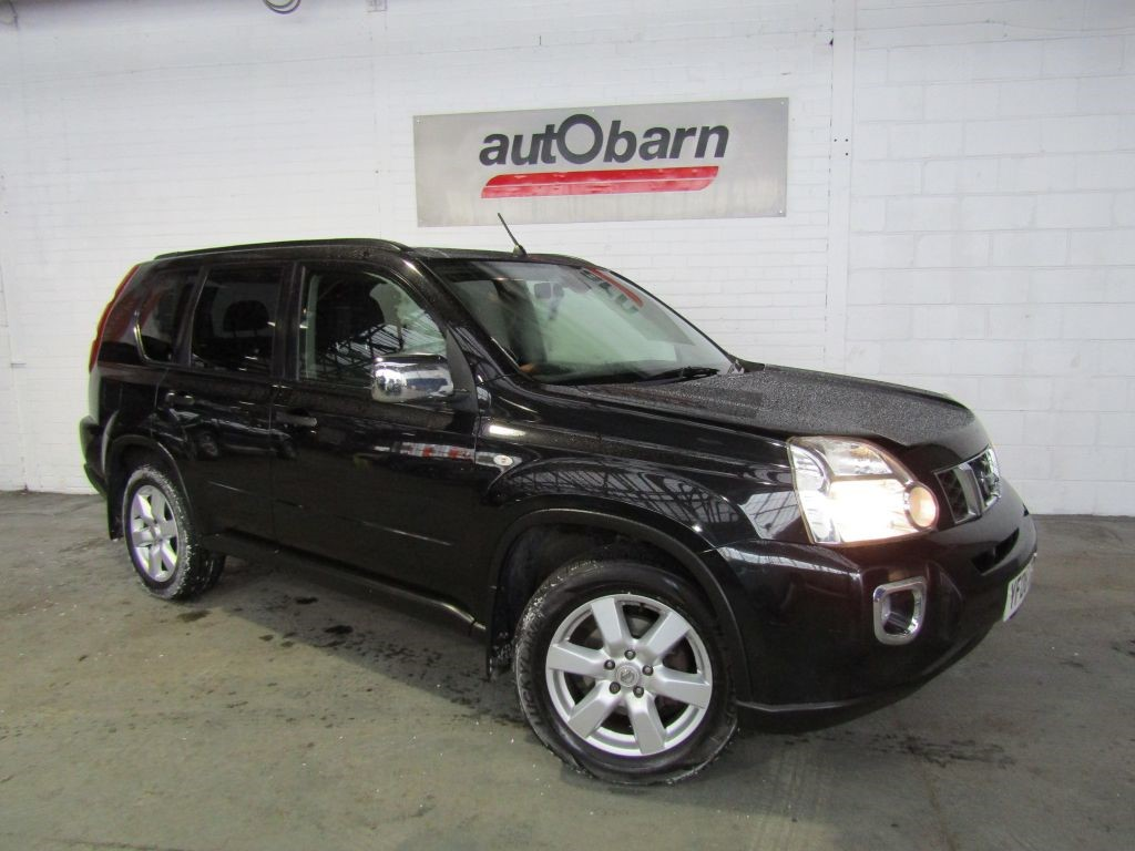 used Nissan X-Trail SPORT DCI in sheffield