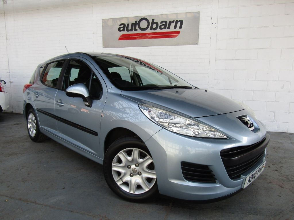 used Peugeot 207 HDI SW S in sheffield