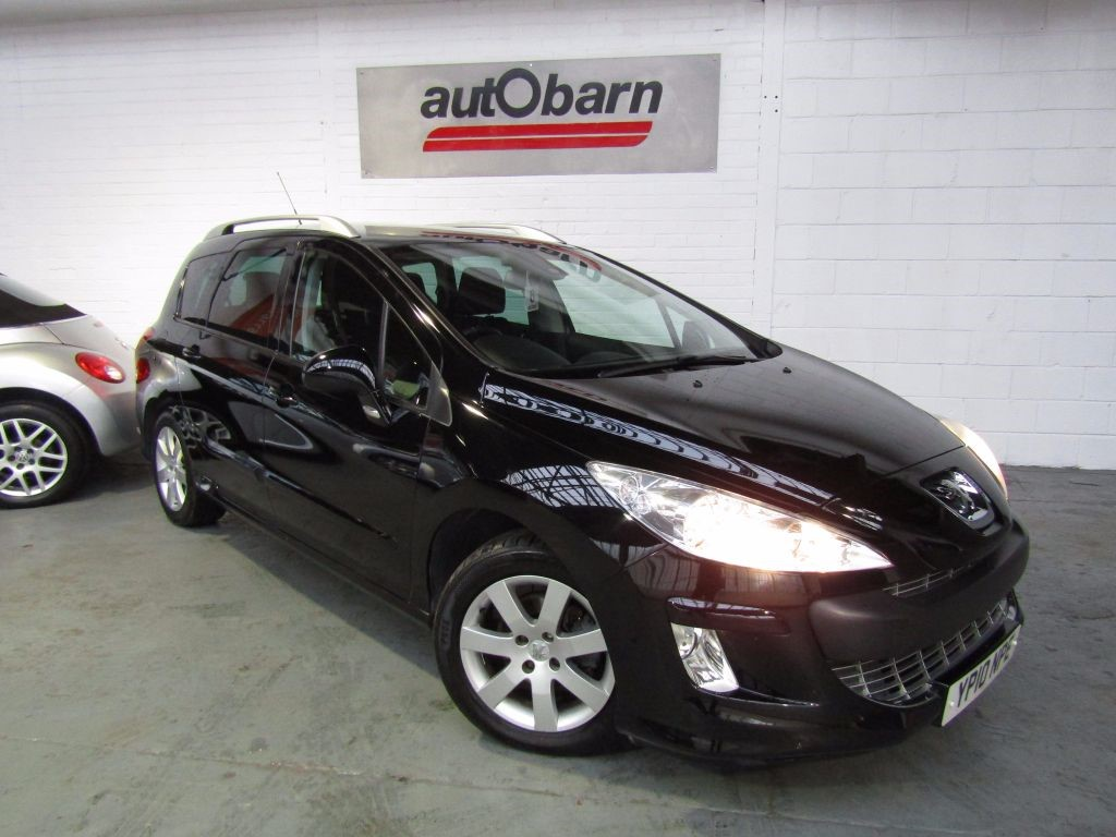 used Peugeot 308 SW SE HDI in sheffield