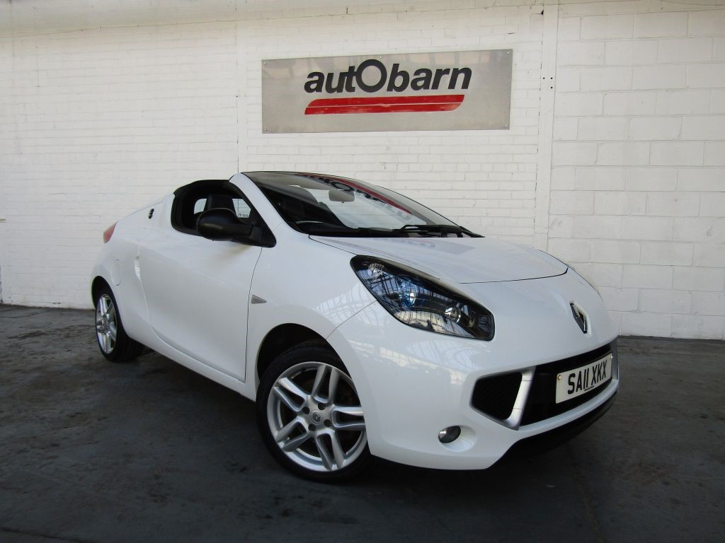 used Renault Wind ROADSTER DYNAMIQUE TCE in sheffield