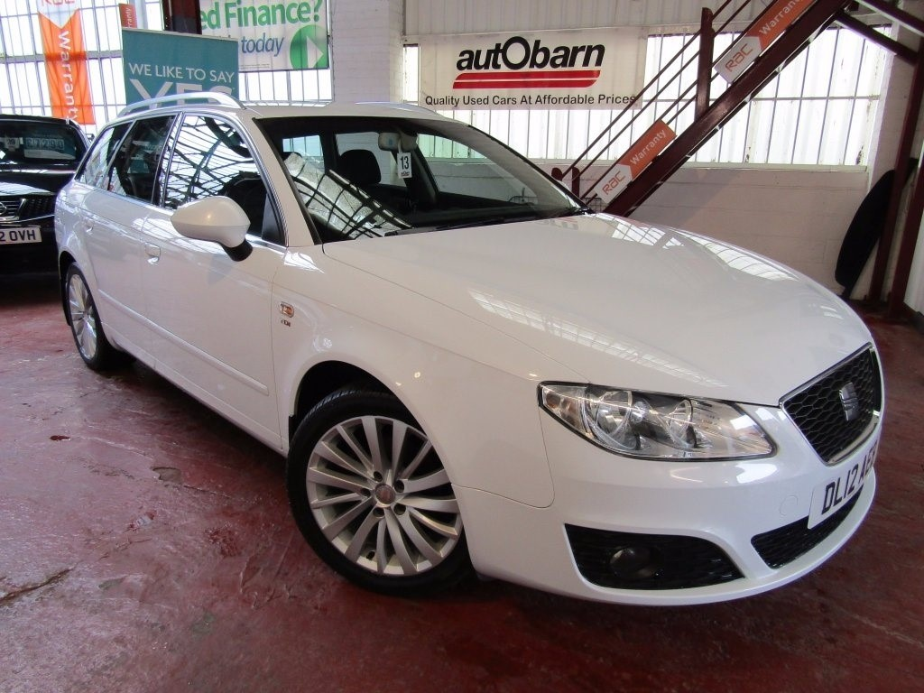 used SEAT Exeo TDI DPF SE ST 5dr in sheffield