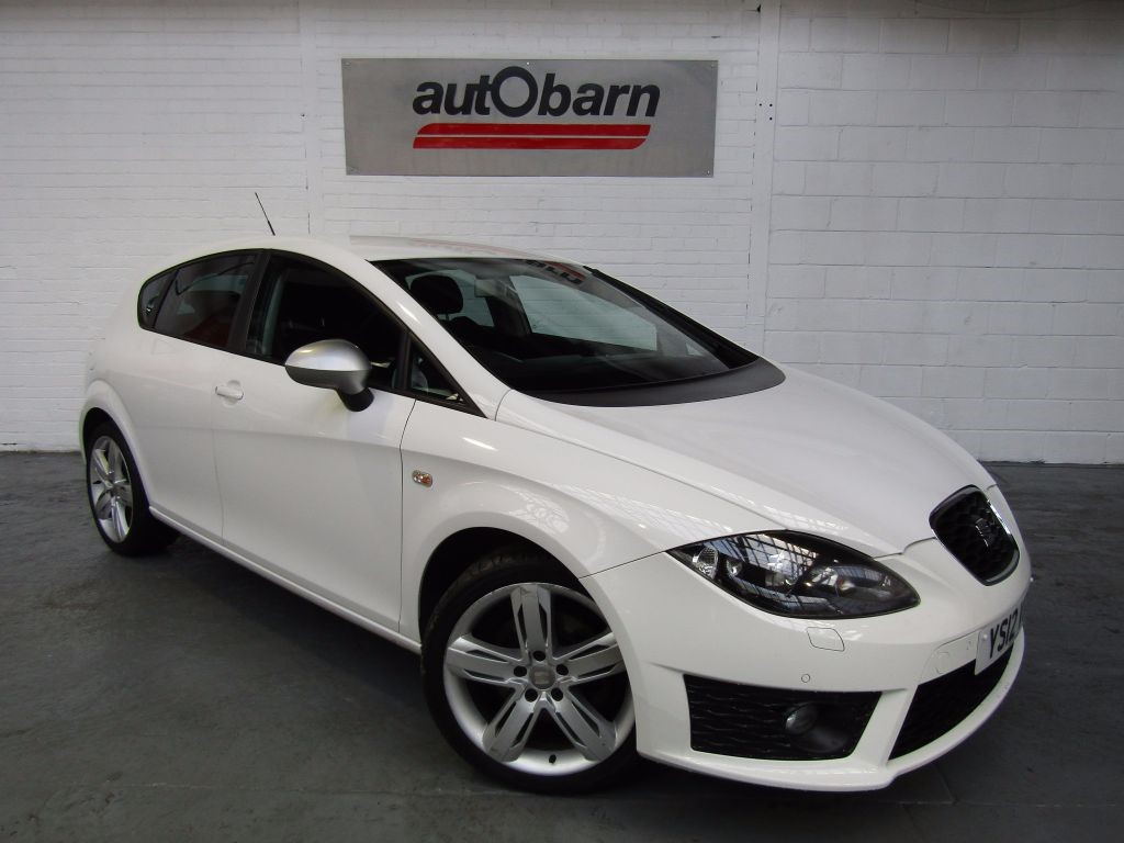 used SEAT Leon CR TDI FR PLUS in sheffield