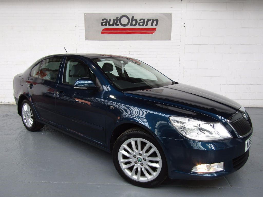 used Skoda Octavia TDI CR Laurin & Klement 5dr in sheffield