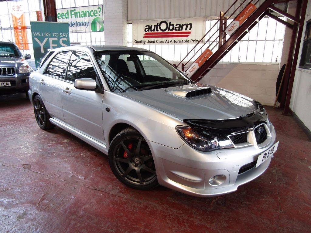 used Subaru Impreza WRX TURBO in sheffield