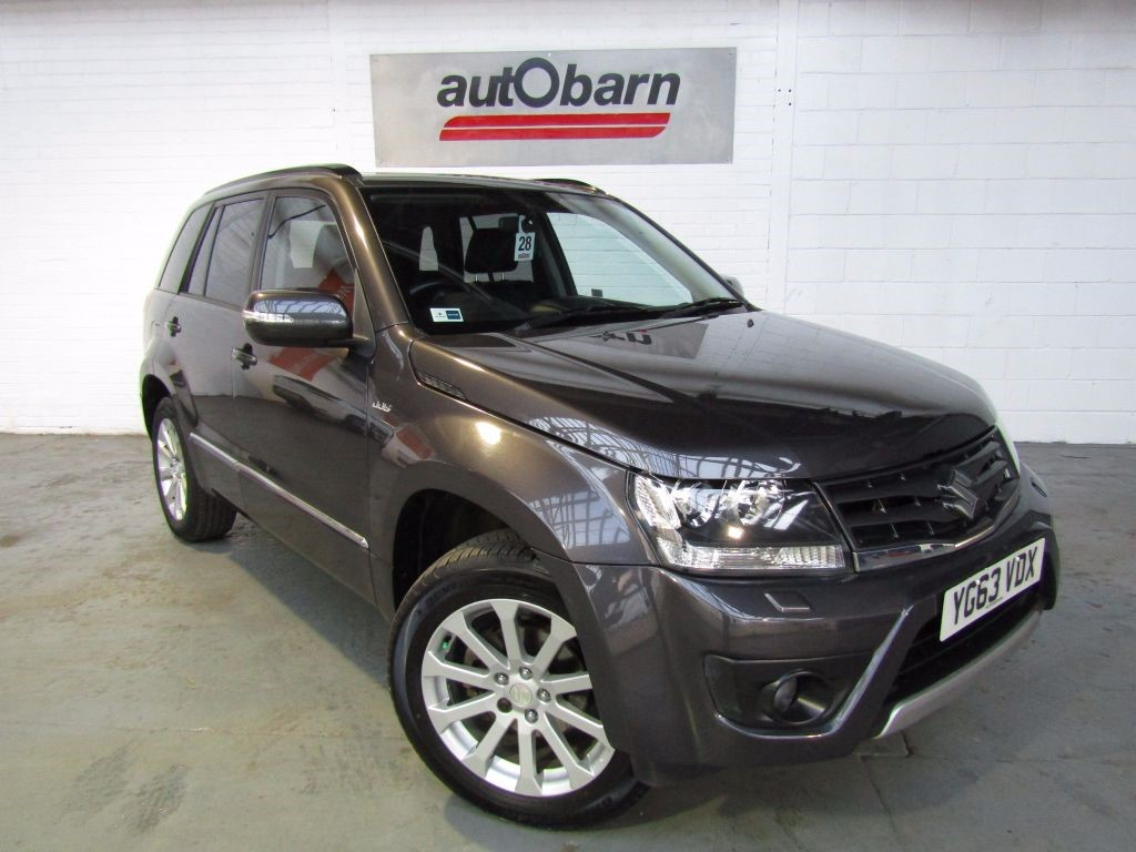 used Suzuki Grand Vitara SZ5 DDIS in sheffield