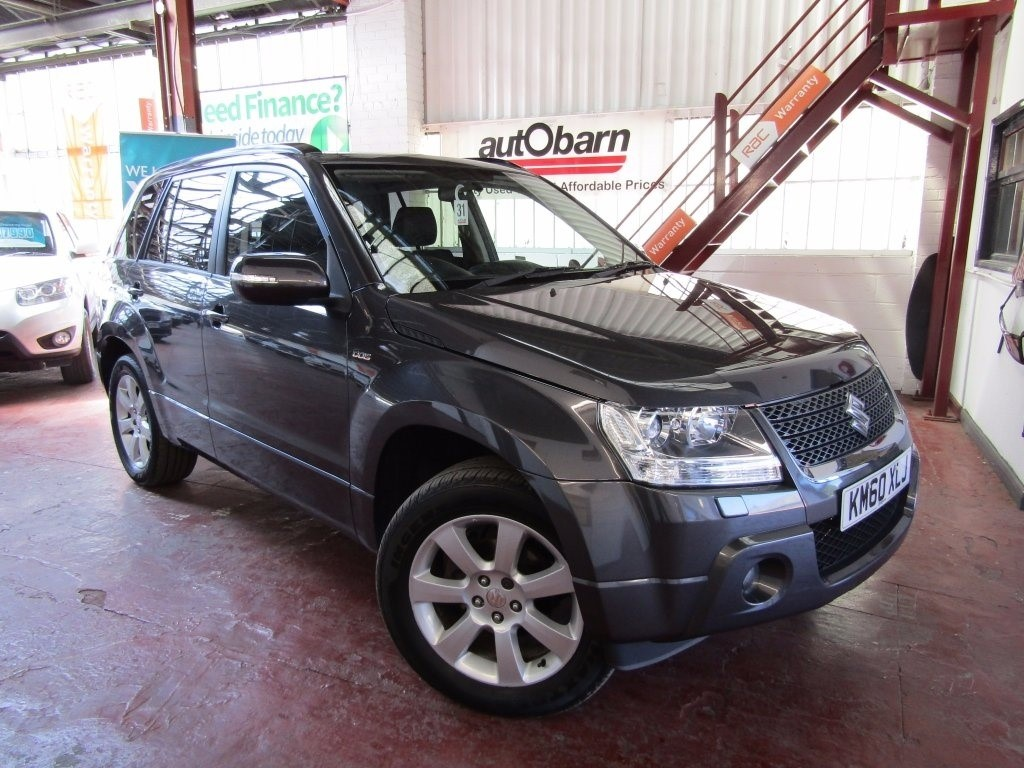 used Suzuki Grand Vitara DDiS SZ5 5dr in sheffield