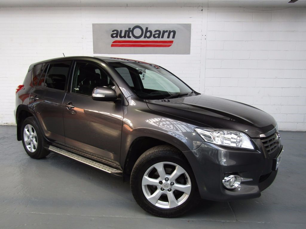 used Toyota  RAV-4 XT-R D-4D in sheffield