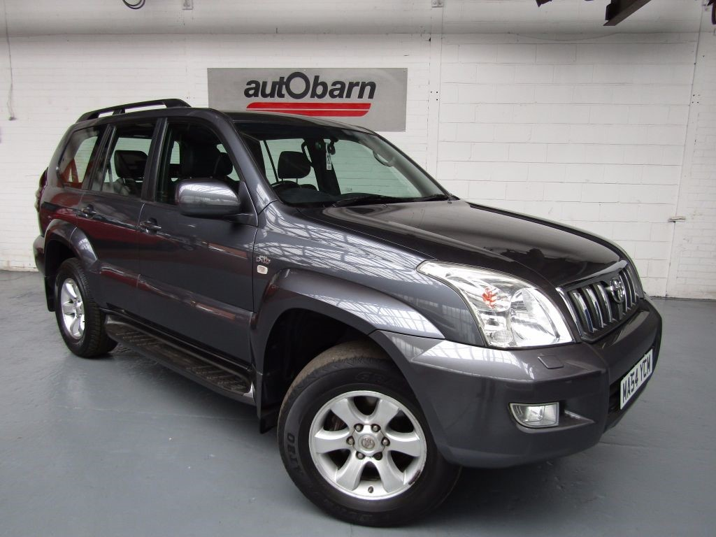 used Toyota Land Cruiser D-4D LC5 5dr in sheffield
