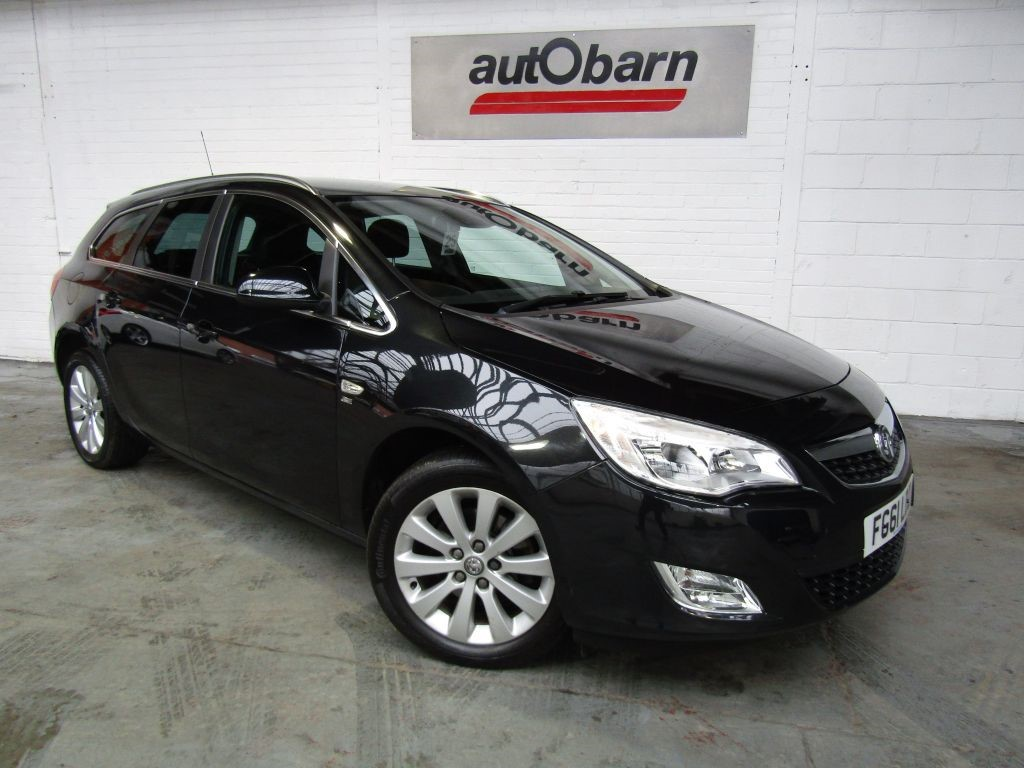 used Vauxhall Astra SE CDTI ECOFLEX in sheffield