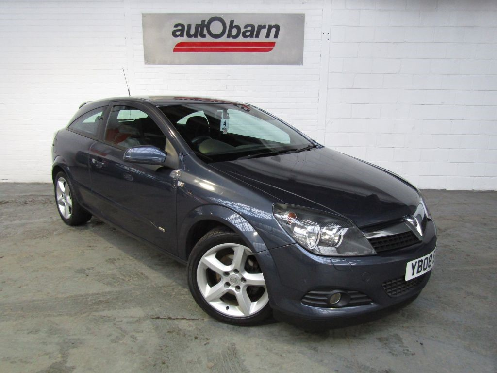 used Vauxhall Astra SRI CDTI in sheffield