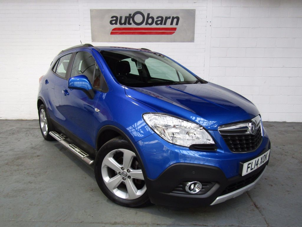 used Vauxhall Mokka EXCLUSIV CDTI S/S in sheffield