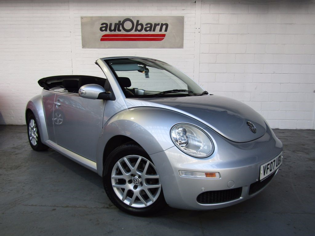 used VW Beetle CABRIOLET TDI in sheffield