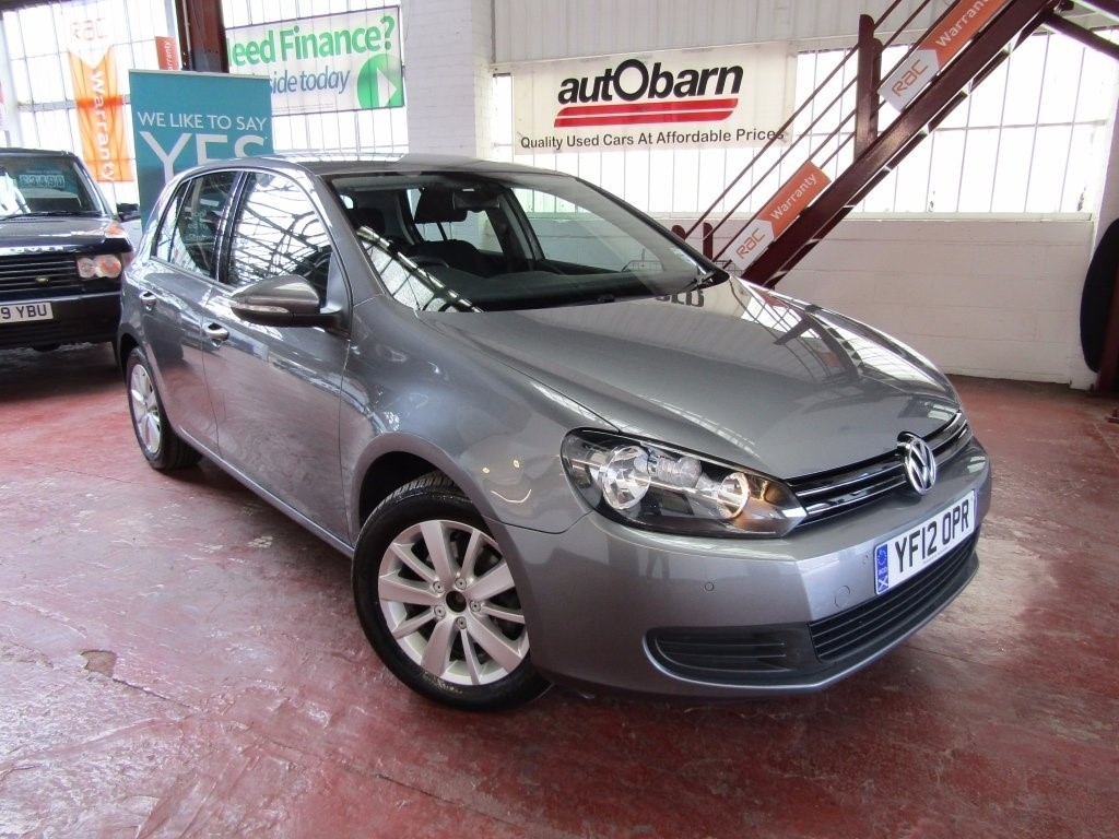 used VW Golf TDI Match 5dr in sheffield