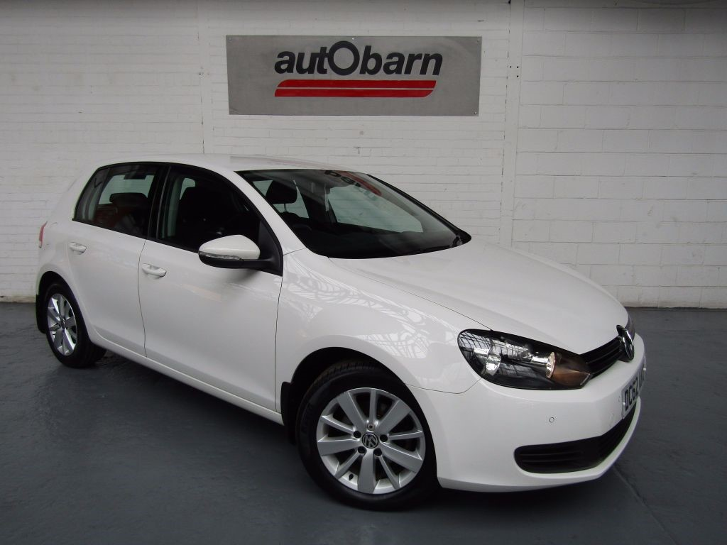 used VW Golf MATCH TDI BLUEMOTION TECHNOLOGY in sheffield
