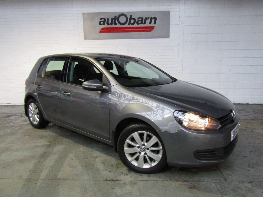 used VW Golf MATCH TDI in sheffield