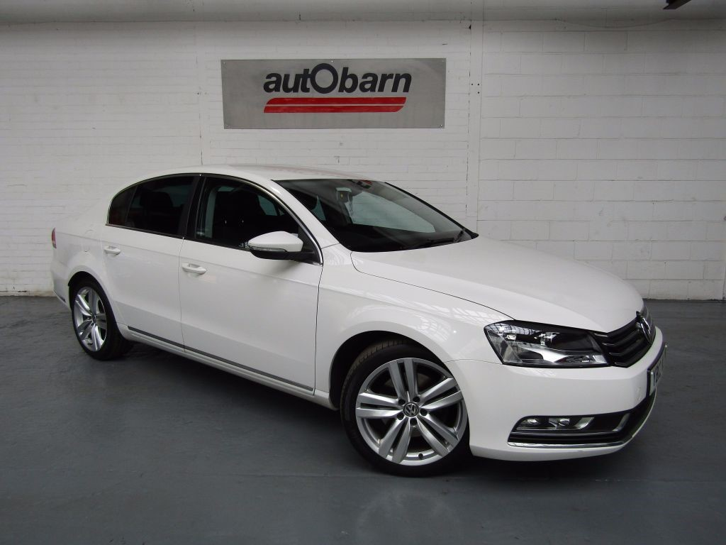 used VW Passat SE TDI BLUEMOTION TECHNOLOGY in sheffield