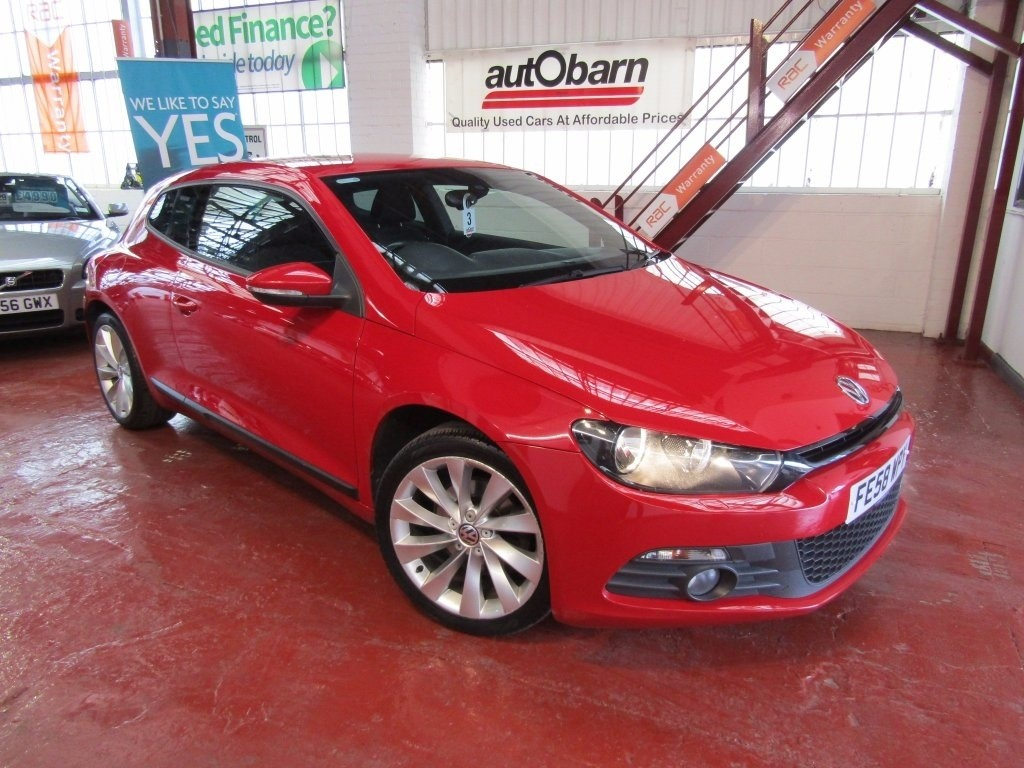 used VW Scirocco TSI GT 3dr in sheffield