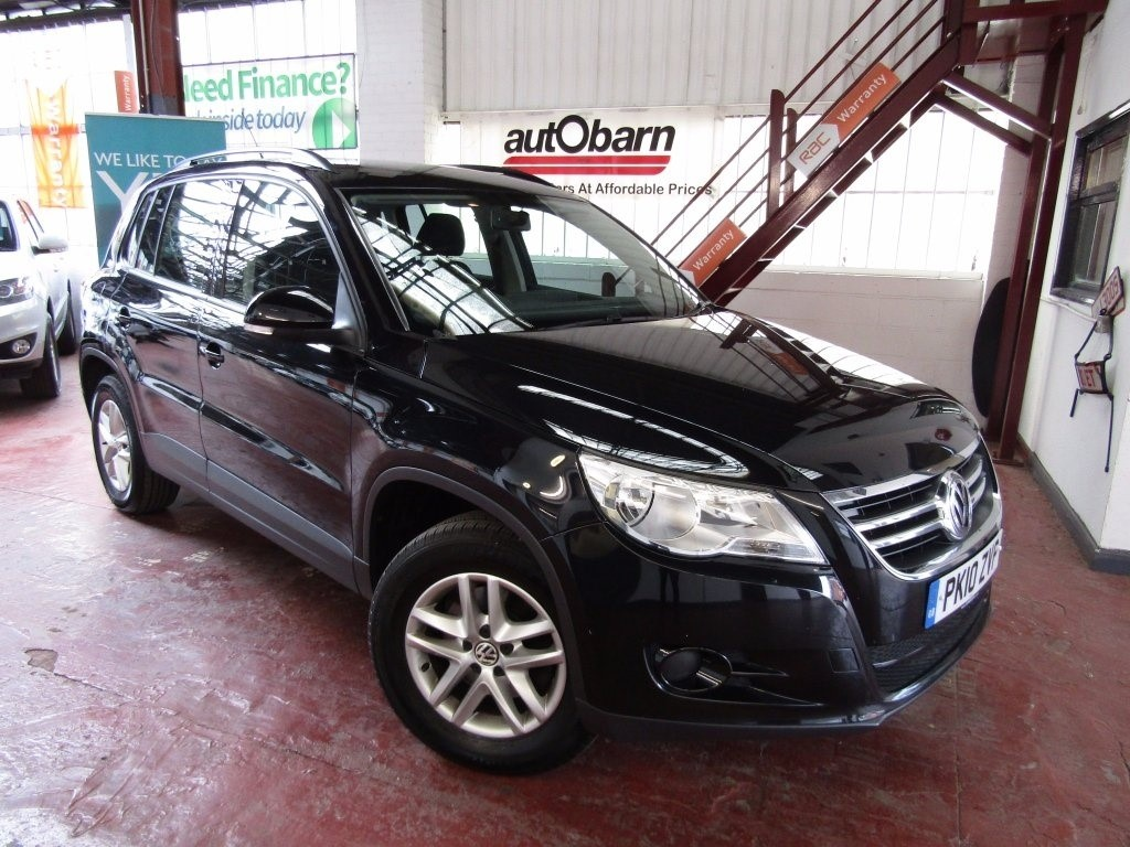 used VW Tiguan TDI S 4Motion 5dr in sheffield