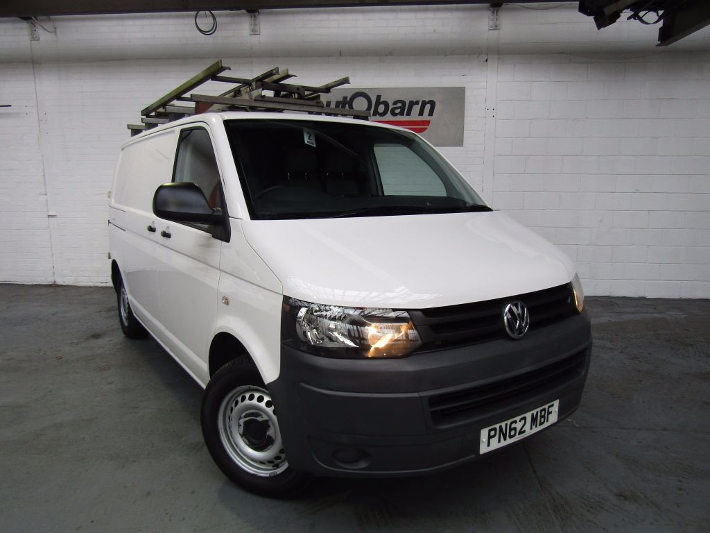 used VW Transporter T28 TDI BLUEMOTION TECHNOLOGY in sheffield