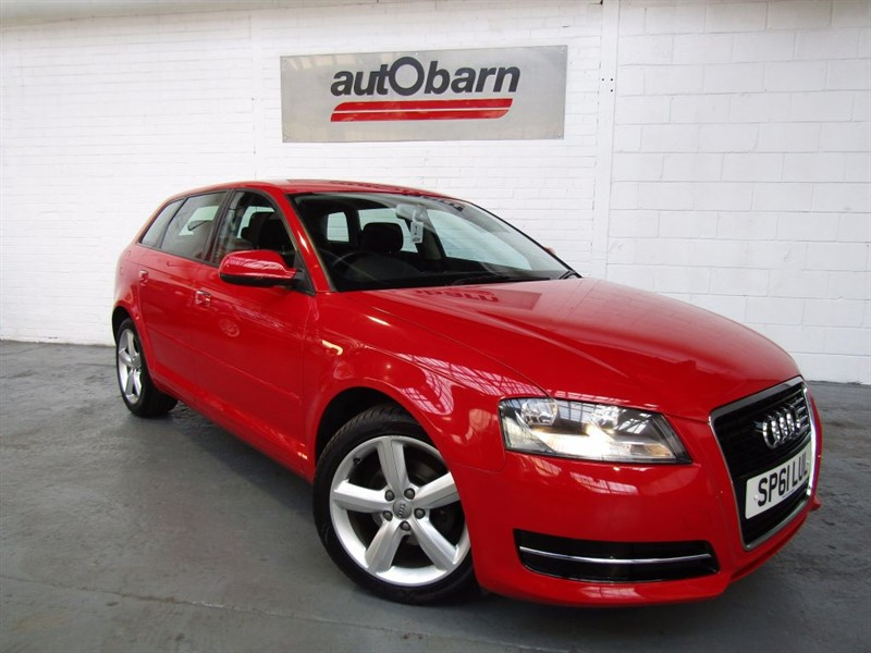 used AudiA3 in South Yorkshire