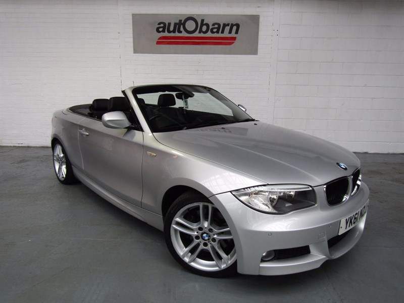 used BMW 123d in South Yorkshire