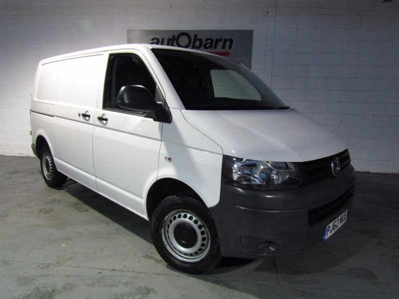 used VW Transporter in South Yorkshire