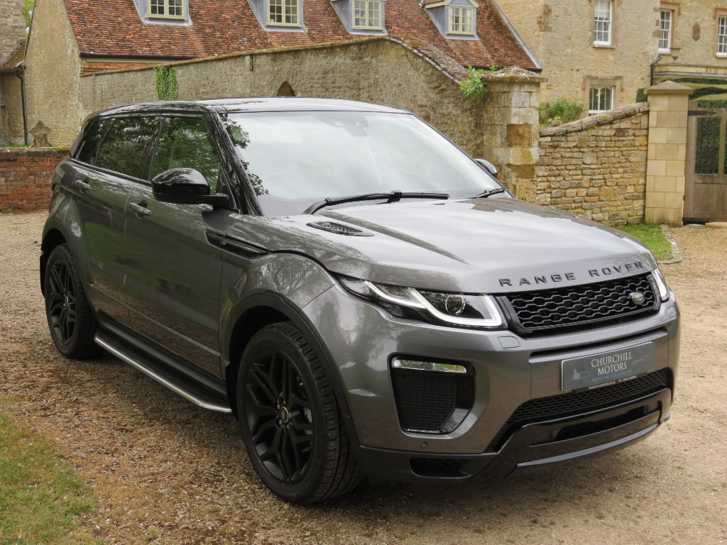 Used Corris Grey Metallic Land Rover Range Rover Evoque