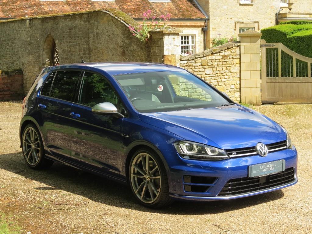 Used Lapiz Blue VW Golf For Sale | Northamptonshire