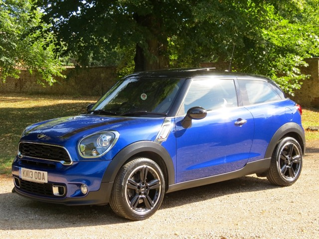 MINI Paceman for sale