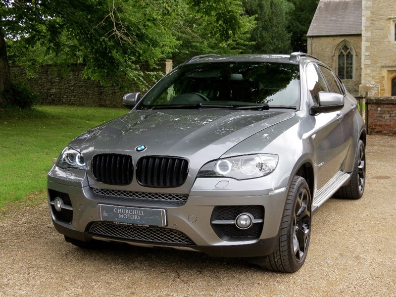 used BMW X6 XDRIVE30D in northamptonshire