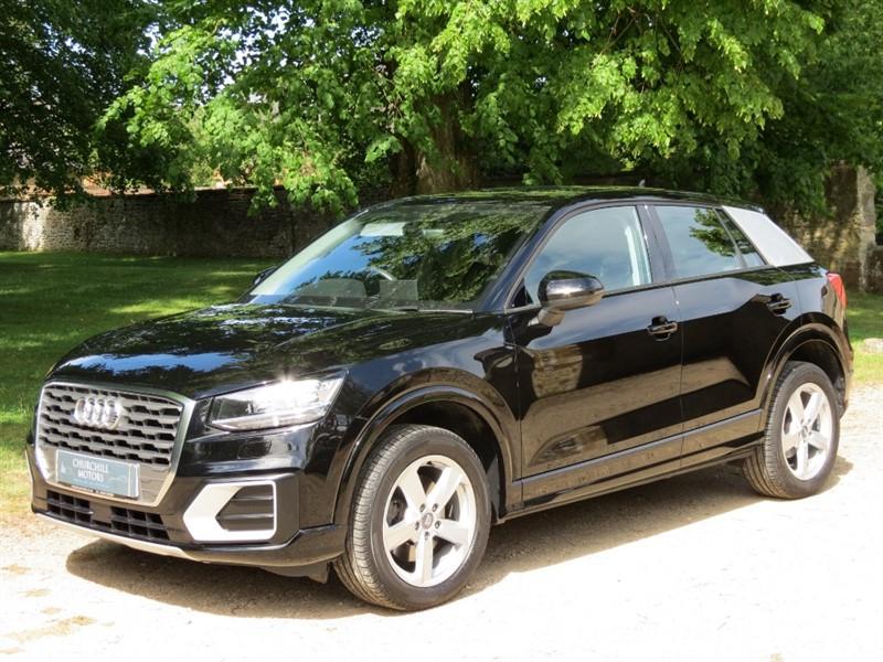 used Audi Q2 TFSI SPORT in northamptonshire