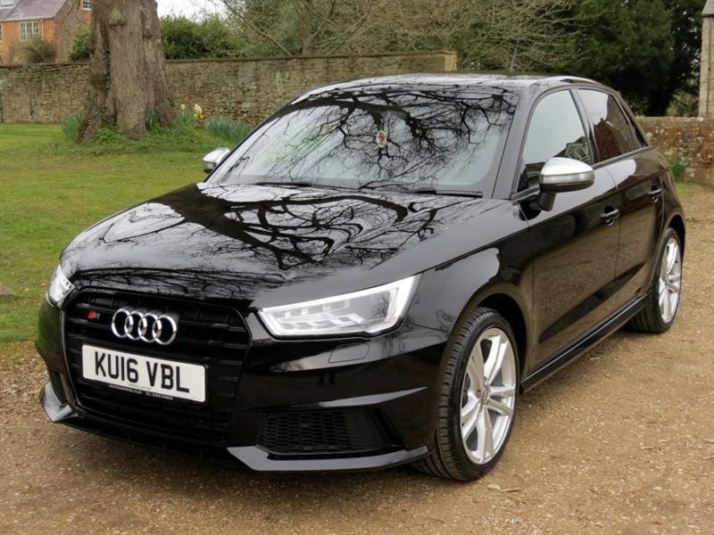 used Audi S1 QUATTRO SPORTBACK in northamptonshire