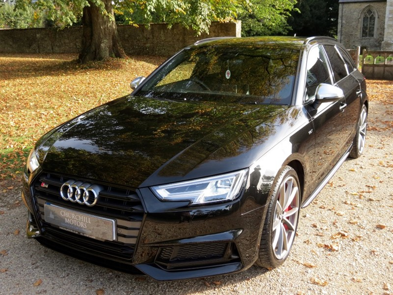 used Audi S4 AVANT TFSI QUATTRO in northamptonshire