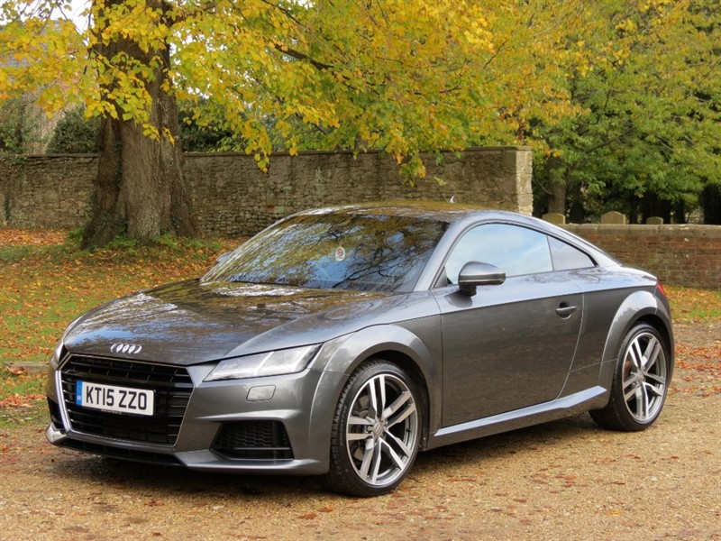 used Audi TT TFSI S LINE in northamptonshire