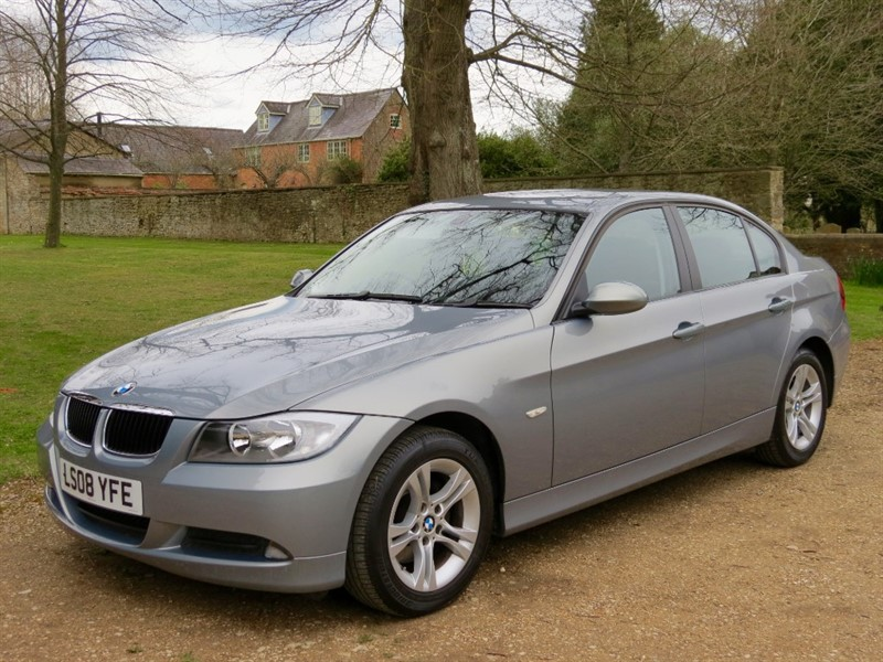 used BMW 318i SE in northamptonshire