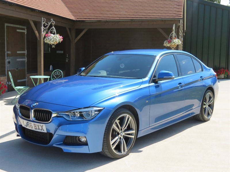 used BMW 320d XDRIVE M SPORT in northamptonshire