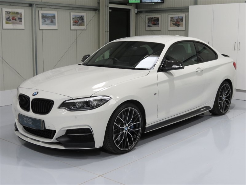 used BMW M240i PERFORMANCE EDITION in northamptonshire